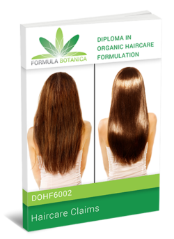 DOHF6002 - Diploma in Organic Haircare Formulation