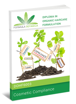 DOHF6003 - Diploma in Organic Haircare Formulation