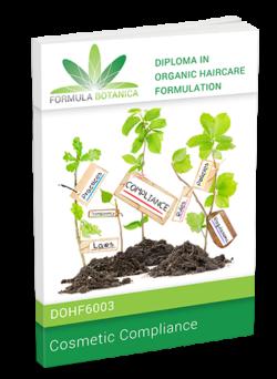DOHF6003 - Diploma in Organic Haircare Formulation
