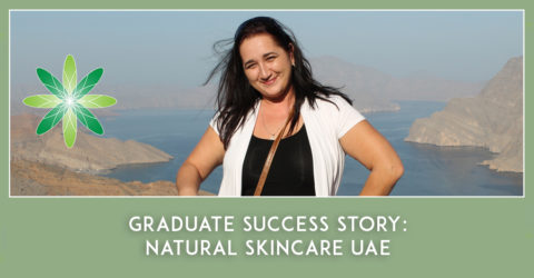 Graduate Success Story: Natural Skincare UAE
