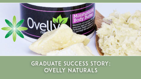 Graduate Success Story: Ovelly Naturals