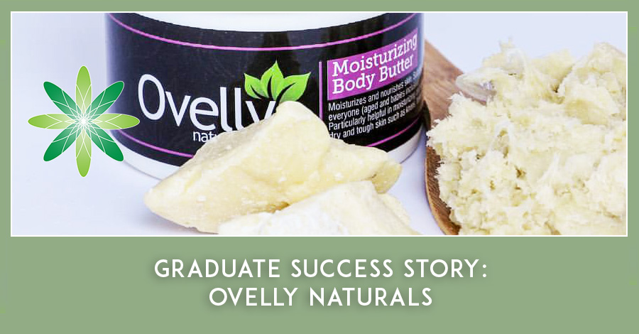 Graduate Success Story: Ovelly Essentials