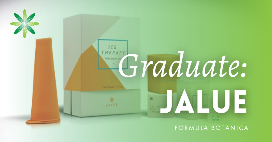 2017-05 Jalue Formula Botanica graduate success story