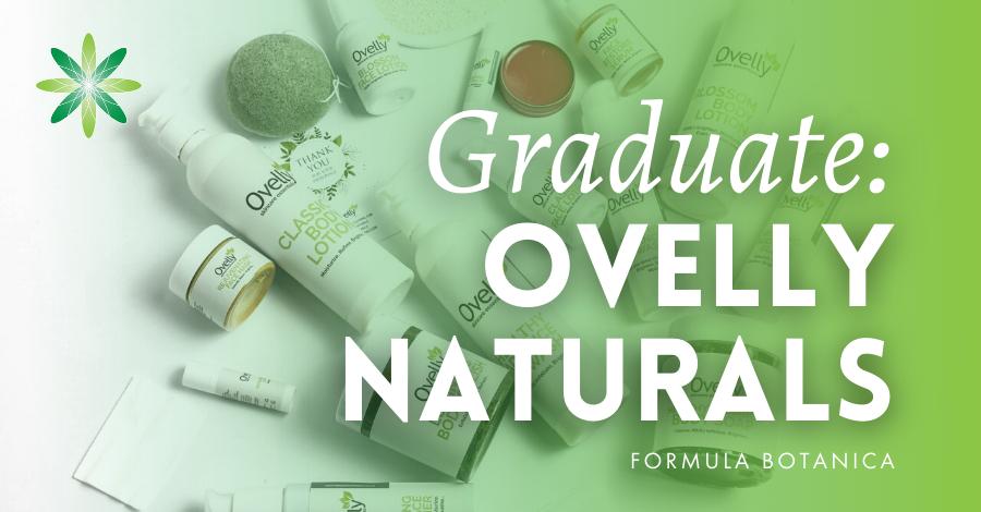 2017-05 Ovelly Naturals Formula Botanica graduate