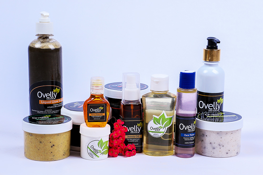 Ovelly Naturals Collection