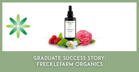 Graduate Success Story – Frecklefarm Organics