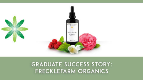 Graduate Success Story – Frecklefarm Organics