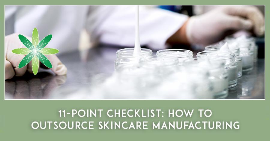 Skincare Manufacturing