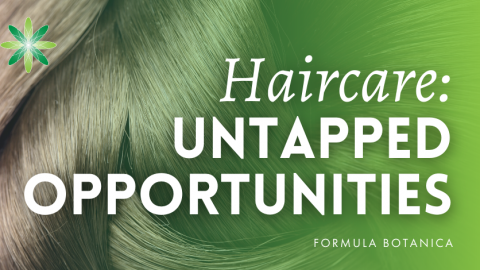 Only 2% of Beauty Entrepreneurs want to start an Organic Haircare Brand
