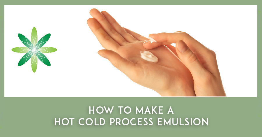 Hot Cold Process Emulsion