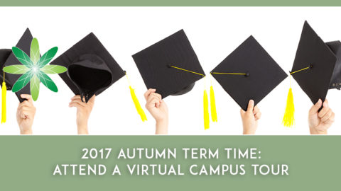 2017 Autumn Term Enrolment: VIP Tours for Prospective Students