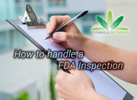 How to handle a FDA Inspection