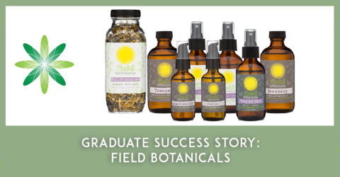 Graduate Success Story – Field Botanicals