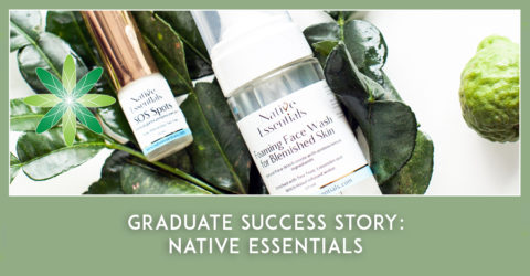 Graduate Success Story – Native Essentials
