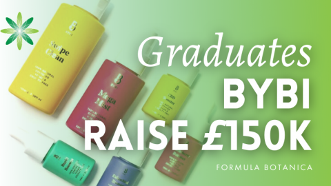 Graduates BYBI Raise £150,000 in Investment Funding