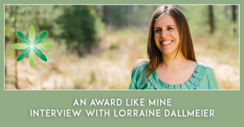 An Award Like Mine – Interview with Lorraine Dallmeier