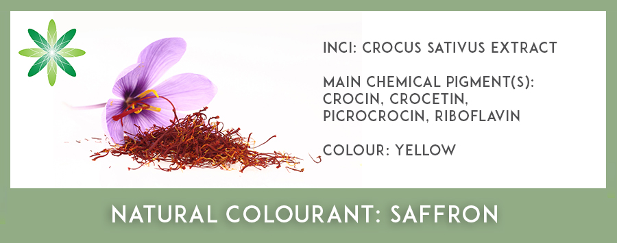 Natural Colourants - Saffron