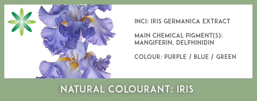 Natural Colourants - Iris