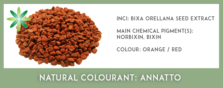 Natural Colourants - Annatto