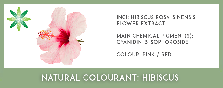 Natural Colourants - Hibiscus