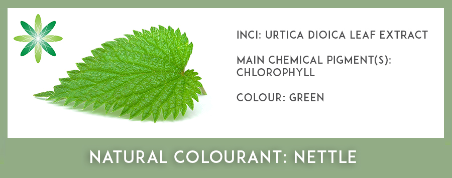 Natural Colourants - Nettle