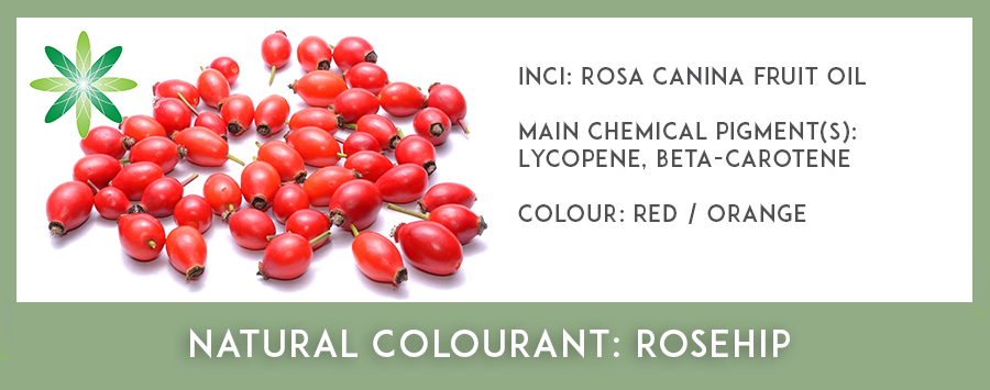 Natural Colourants - Rosehip