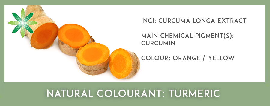 Natural Colourants - Turmeric