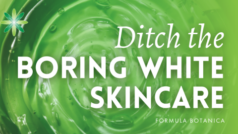 A Manifesto for Ditching Boring White Skincare