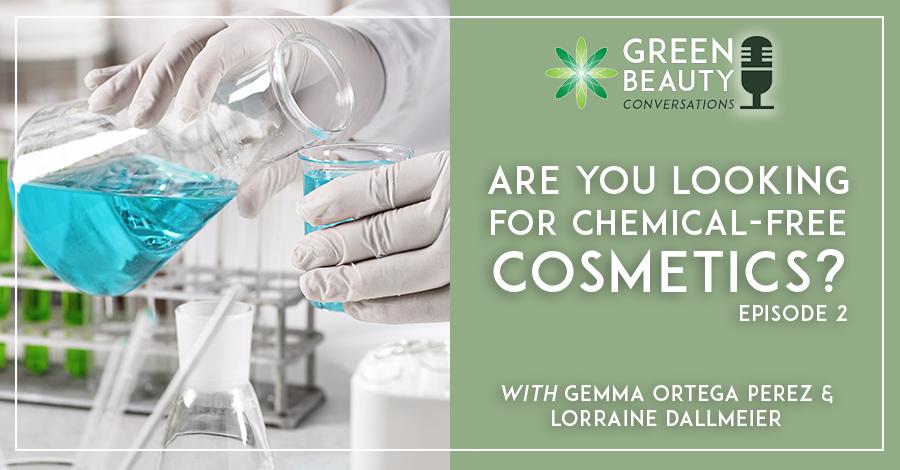 Chemical free cosmetics
