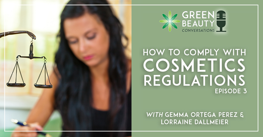How to comply with cosmetics regulations