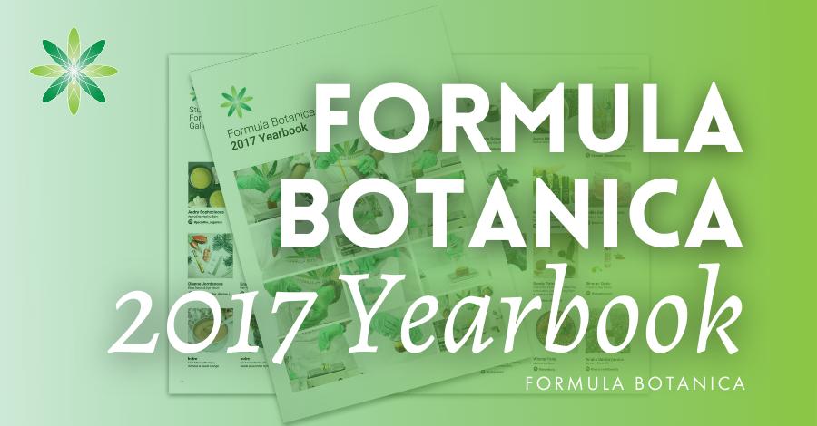 2017-12 Formula Botanica yearbook