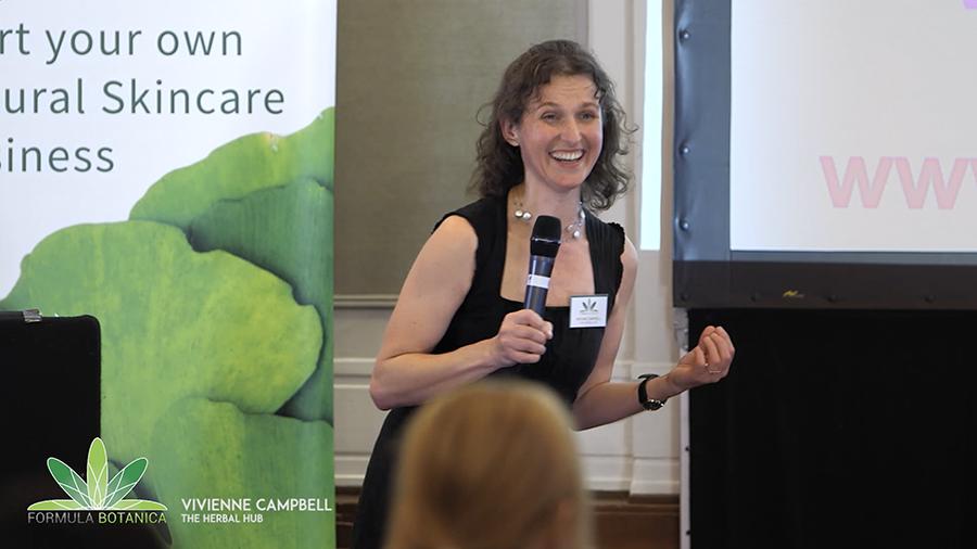 Formula Botanica 2017 Conference - Vivienne Campbell