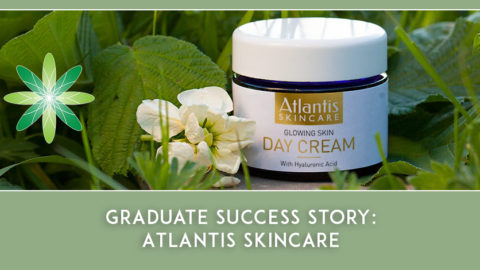 Graduate Success Story – Atlantis Skincare