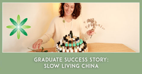 Graduate Success Story  – Slow Living