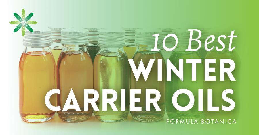 2018-01 10 Best winter carrier oils