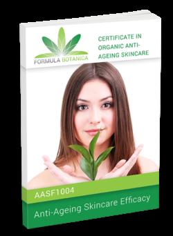Certificate in Organic Anti-Ageing Skincare
