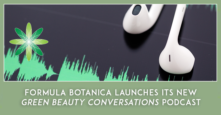 Green Beauty Conversations Podcast