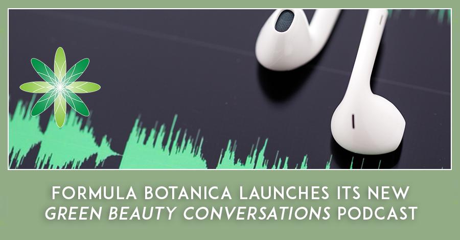 Green Beauty Conversations Podcast