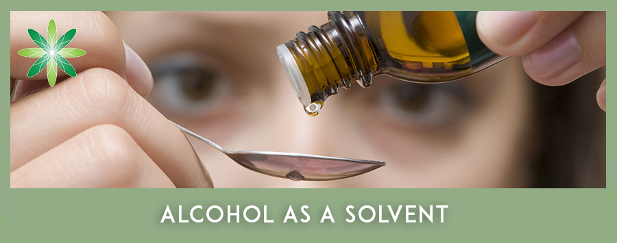 Herbal Solvent Alcohol