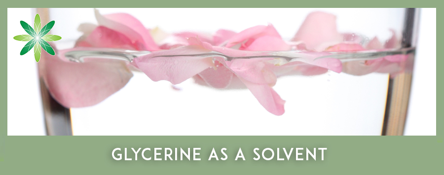Herbal Solvent Glycerine