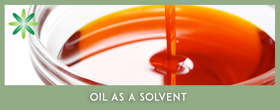 Herbal Solvent Oil