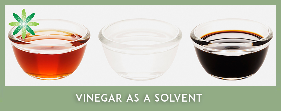 Herbal Solvent Vinegar