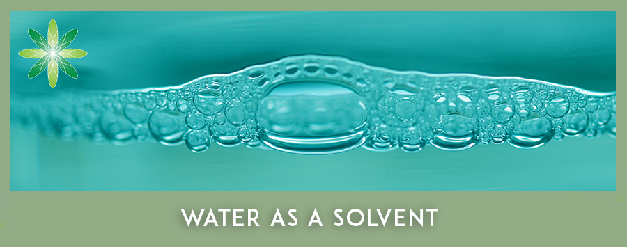 Herbal Solvent Water