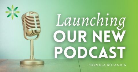 Formula Botanica launches its new Green Beauty Conversations podcast