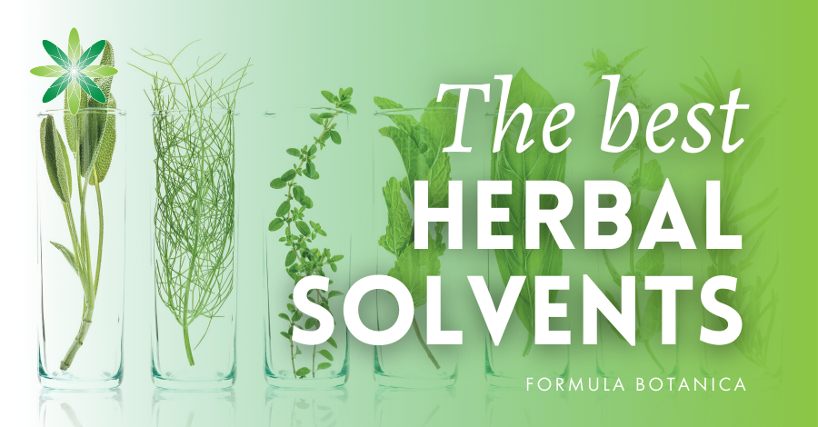 2018-02 Best herbal solvents