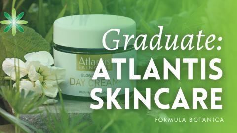 Graduate Success Story – Atlantis Skincare