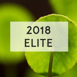 2018 Formula Botanica Conference - Elite