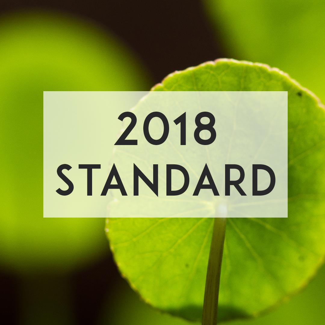 2018 Formula Botanica Conference - Standard