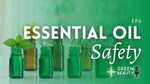 Episode 6: Essential Oil Safety with Robert Tisserand