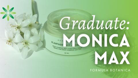Graduate Success Story – Monica Max